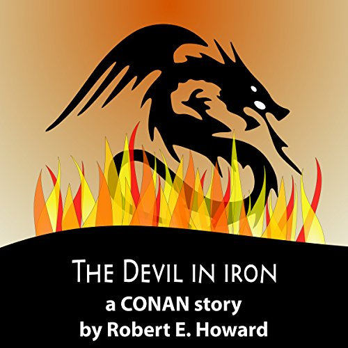 The Devil in Iron audiobook cover art
