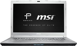 MSI Pe72 7Rd-1269Xtr 17.3 inç Dizüstü Bilgisayar Intel Core i7 8 GB 1024 GB NVIDIA GeForce GTX, (Windows veya herhangi bir işletim sistemi bulunmamaktadır)