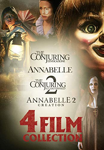 ANNABELLE CONJURING 4 FILM COLLECTION (ITALIA)