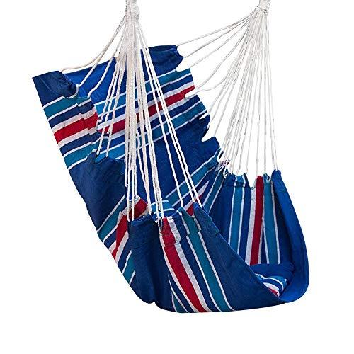 HS-01 Draagbare Hammock, superlicht parachutedoek hangstoel voor 2 personen / 1 persoon reizen, camping, fauteuillift, trekking wandelen