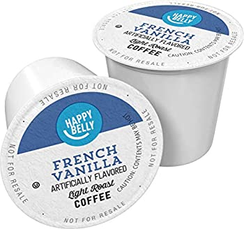 100 Count Happy Belly Light Roast Coffee Pods