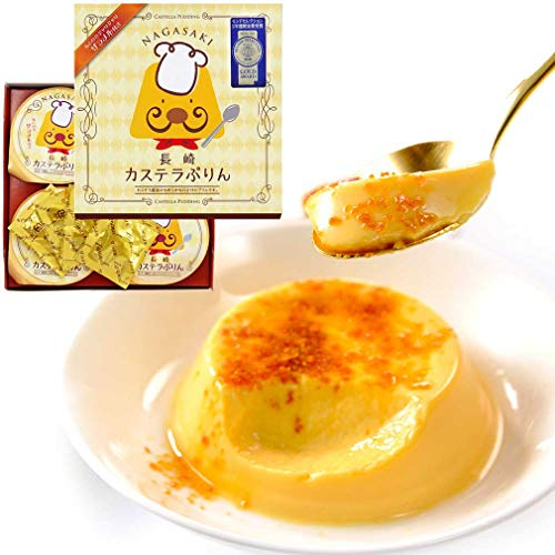 長崎 カステラ プリン ギフト スイーツ デザート 洋菓子 わけあり 500円 人気  (#01:【プリン1個(個包装)】)