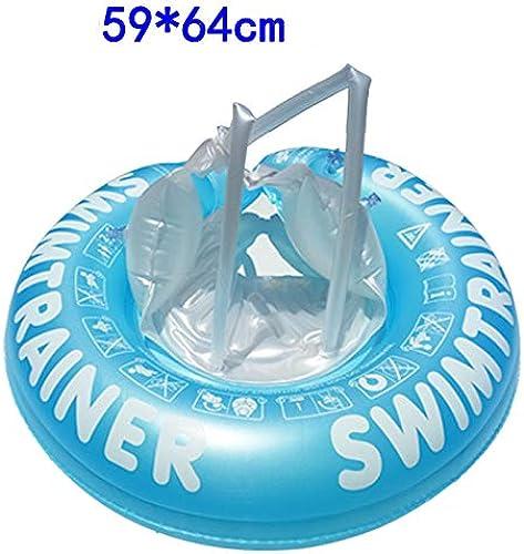 Baby-schwimmring Aufblasbare Spielzeuge, Baby-verdickungskreis, Baby-achselring -59  64cm, 55  50cm