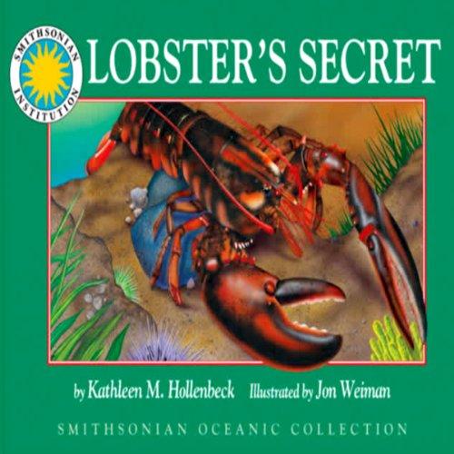 Lobster's Secret audiobook cover art