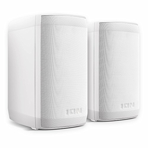 ION Audio Insta Rechargeable Wireless Indoor/Outdoor Speakers ISP90