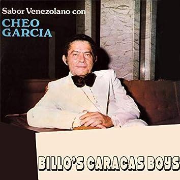 Sabor Venezolano Con (feat. Cheo Garcia)