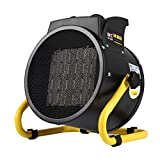 EVEN Easy Move Light weight Portable Safe Heater,Fan Forced Portable Heater