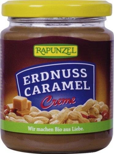 Rapunzel Erdnuss-Caramel Creme (1 x 250 g) - Bio