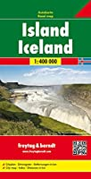 Map-Iceland (Country Road & Touring)