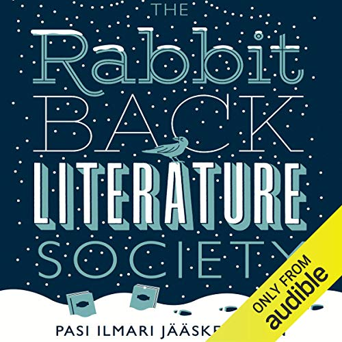 The Rabbit Back Literature Society cover art