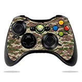 xbox 360 skins for console camo - MightySkins Skin Compatible with Microsoft Xbox 360 Controller - Urban Camo | Protective, Durable, and Unique Vinyl Decal wrap Cover | Easy to Apply, Remove, and Change Styles | Made in The USA
