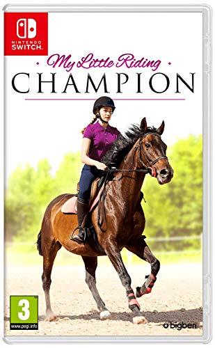 My Little Riding Champion Switch Versión Española Bigben Interactive Tu Caballo, Tu Pasión