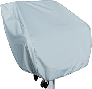 Leader Accessories Superior Fabric Grey Helmsman Fishing Chair Cover