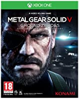 Metal Gear Solid V: Ground Zeroes (Xbox One) (輸入版)