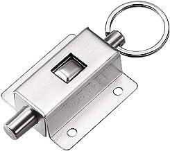 Cilinderslot, deurslot, automatische veerspanning, ringspanning, 304 roestvrij staal