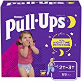 Pull-Ups Night-Time Girls Training Pants