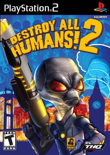 Destroy All Humans 2 by THQ