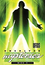 robert stack unsolved mysteries dvd