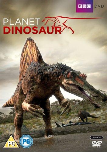 Planet Dinosaur [Reino Unido] [DVD]