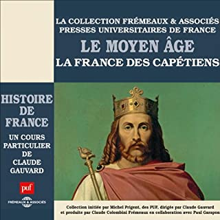 Le Moyen Age : La France des Capétiens (Histoire de France 2) Titelbild