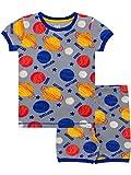Harry Bear Pijama Corta para niños Espacio Gris 3-4 Años