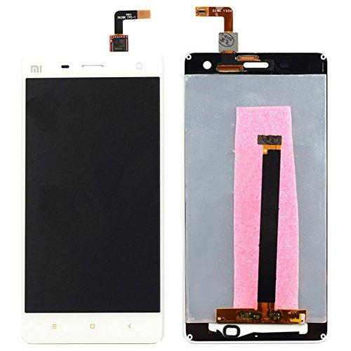 Bjhengxing Nuevo reemplazo de la Pantalla, reparación de la Pantalla Rota, Pantalla LCD y ensamblaje de digitalización del digitalizador for Xiaomi Mi 4 (Negro), reemplazo de Pantalla for Xiaomi Mi4