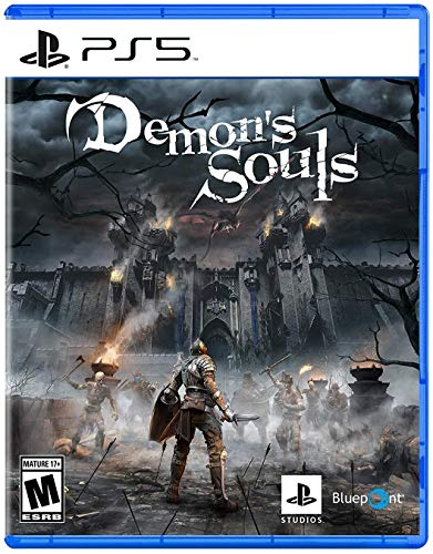 [PS5] Demon's Souls - $49.94 (Pre-owned $44.99)