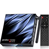 Android TV Box 10.0 4GB RAM 32GB ROM, Pendoo X11 PRO Android Box