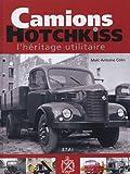 Camions Hotchkiss - L'héritage utilitaire