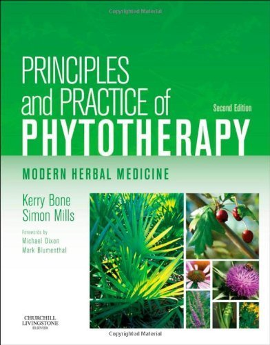 Principles and Practice of Phytotherapy: Modern Herbal Medicine, 2e 2nd (second) by Bone MCPP FNHAA FNIMH DipPhyto Bsc(Hons), Kerry, Mills M (2013) Hardcover