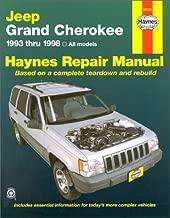 Jeep Grand Cherokee Automotive Repair Manual: All Jeep Grand Cherokee Models 1993 Through 1998 (Haynes Automotive Repair Manual Series)