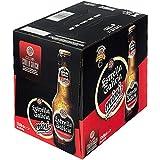 Estrella Galicia Mini cerveza rubia especial pack 12 botellas 20 cl