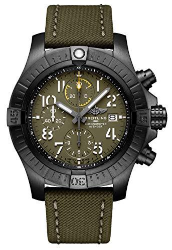 Breitling Avenger Cronógrafo 45 Night Mission V13317101L1X1