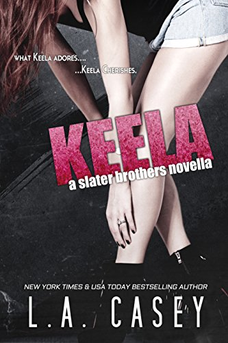 KEELA: Slater Brothers Book 2.5 (English Edition)