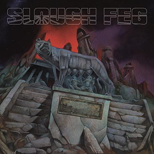 Slough Feg: Digital Resistance (Audio CD)