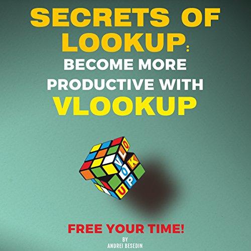 Secrets of Lookup audiobook cover art