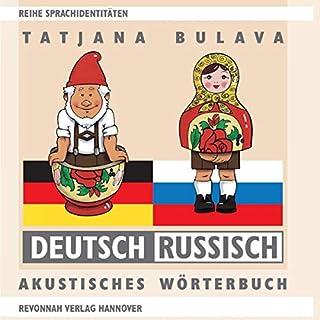 Sprachidentitäten. Deutsch-Russisch Titelbild