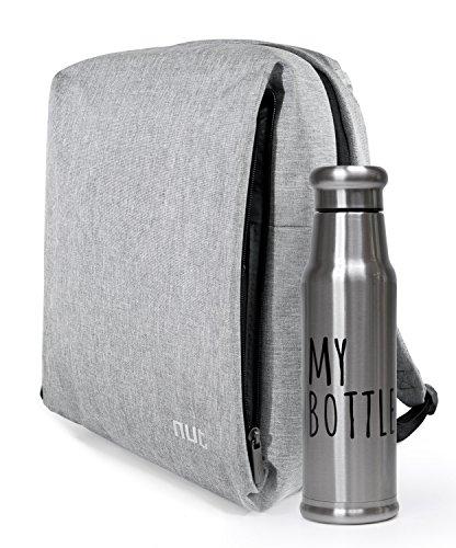 NUT - Laptop-Rucksack Handgepäck Backpack mit Laptopfach für 15