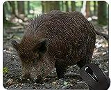 Schneiden Sie Schwein Mousepad, Säugetier-Mausunterlagen