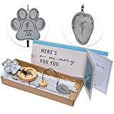 Keep the memories alive: Cherish the beautiful memories you shared with your beloved pet with the Yearn windchime! This exquisite ornament is the ideal way to remember all those meaningful moments. Harmonious sound: Our memorial wind chimes are caref...