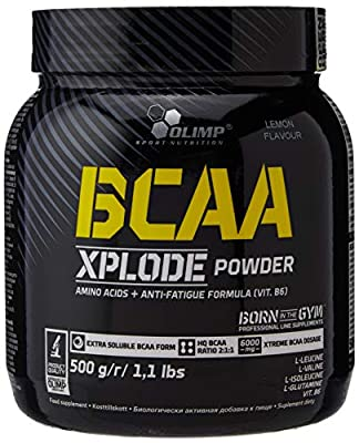 Olimp BCAA Xplode Powder from Olimp
