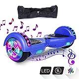 VEVEpower Hoverboard 6.5' Self Balance Scooter, Elettrico Autobilanciato...