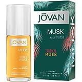Tropical Musk/Jovan Cologne Spray 3.0 oz (88 ml) (m)