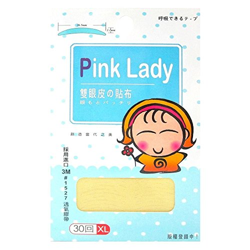 3M Cosmos - Pink Lady Augenlid Tape - Kaschieren von Schlupflidern für eine natürliche Augenfalte - Kosmetikstudio (XL)