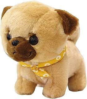 "Chinese New Year Decoration - Decoration Plush Puppy Stuffed Animal 11"" Tall - G"