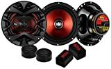 Boss Audio Chaos Series 6.5 inch Component Speaker (Pack of 2)