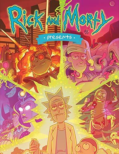 Rick and Morty: Presents information kids boys girls men women comic Fan (English Edition)