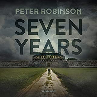 Seven Years     The Bibliomysteries Series, Book 6              By:                                                                                                                                 Peter Robinson                               Narrated by:                                                                                                                                 Greg Patmore                      Length: 1 hr and 46 mins     3 ratings     Overall 4.0