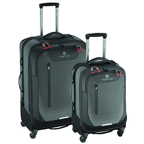 Great Features Of Eagle Creek Expanse AWD Luggage Set (22 Inch Carry-On + 30 Inch Checked), Stone Gr...