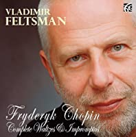 Complete Waltzes & Impromptus by Chopin (2012-08-14)